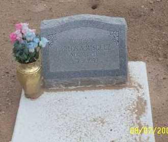 MISQUEZ, CARLOS A. - Maricopa County, Arizona | CARLOS A. MISQUEZ - Arizona Gravestone Photos