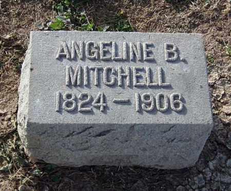 BRIGHAM MITCHELL, ANGELINE - Maricopa County, Arizona | ANGELINE BRIGHAM MITCHELL - Arizona Gravestone Photos