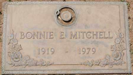 MITCHELL, BONNIE E. - Maricopa County, Arizona | BONNIE E. MITCHELL - Arizona Gravestone Photos