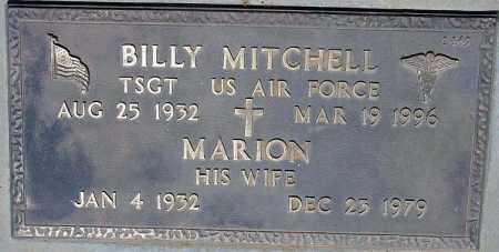 MITCHELL, BILLY - Maricopa County, Arizona | BILLY MITCHELL - Arizona Gravestone Photos