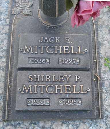 MITCHELL, SHIRLEY P. - Maricopa County, Arizona | SHIRLEY P. MITCHELL - Arizona Gravestone Photos