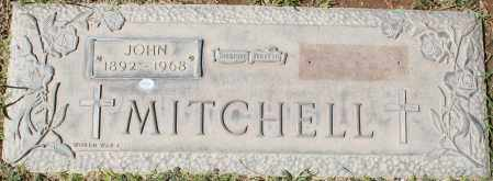 MITCHELL, JOHN - Maricopa County, Arizona | JOHN MITCHELL - Arizona Gravestone Photos