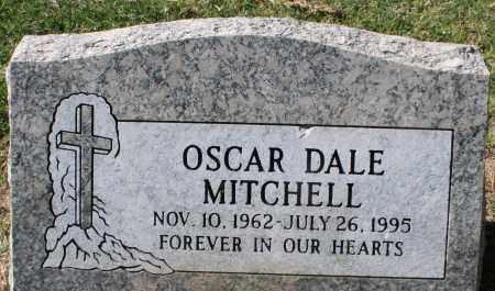 MITCHELL, OSCAR DALE - Maricopa County, Arizona | OSCAR DALE MITCHELL - Arizona Gravestone Photos