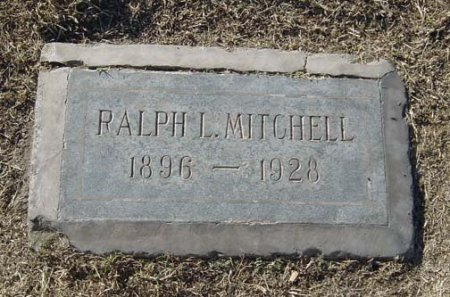 MITCHELL, RALPH L - Maricopa County, Arizona | RALPH L MITCHELL - Arizona Gravestone Photos