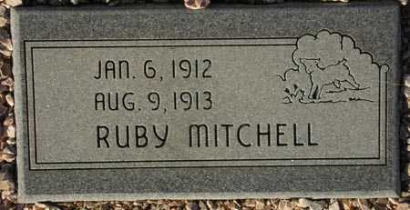 MITCHELL, RUBY - Maricopa County, Arizona | RUBY MITCHELL - Arizona Gravestone Photos