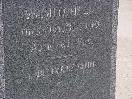 MITCHELL, WILLIAM - Maricopa County, Arizona | WILLIAM MITCHELL - Arizona Gravestone Photos