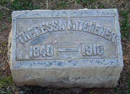 MITCHENER, THERESSA - Maricopa County, Arizona   THERESSA MITCHENER - Arizona Gravestone Photos