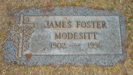 MODESITT, JAMES FOSTER - Maricopa County, Arizona | JAMES FOSTER MODESITT - Arizona Gravestone Photos