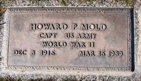 MOLD, HOWARD P. - Maricopa County, Arizona | HOWARD P. MOLD - Arizona Gravestone Photos