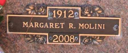 MOLINI, MARGARET R - Maricopa County, Arizona | MARGARET R MOLINI - Arizona Gravestone Photos