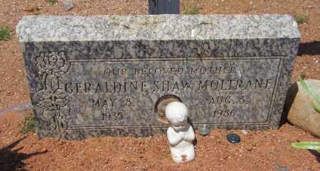 SHAW MOLTRANE, GERALDINE - Maricopa County, Arizona   GERALDINE SHAW MOLTRANE - Arizona Gravestone Photos