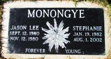 MONONGYE, STEPHANIE - Maricopa County, Arizona | STEPHANIE MONONGYE - Arizona Gravestone Photos