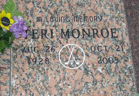 MONROE, TERI - Maricopa County, Arizona | TERI MONROE - Arizona Gravestone Photos