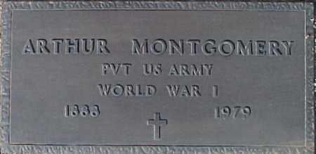MONTGOMERY, ARTHUR - Maricopa County, Arizona | ARTHUR MONTGOMERY - Arizona Gravestone Photos