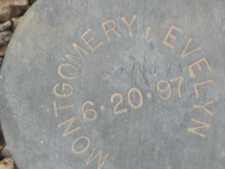 MONTGOMERY, EVELYN - Maricopa County, Arizona | EVELYN MONTGOMERY - Arizona Gravestone Photos