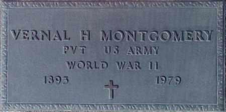 MONTGOMERY, VERNAL H. - Maricopa County, Arizona | VERNAL H. MONTGOMERY - Arizona Gravestone Photos