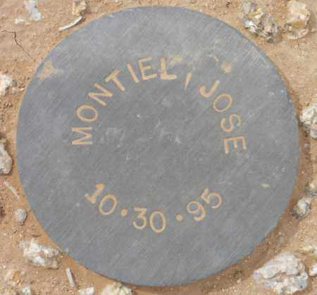 MONTIEL, JOSE - Maricopa County, Arizona | JOSE MONTIEL - Arizona Gravestone Photos