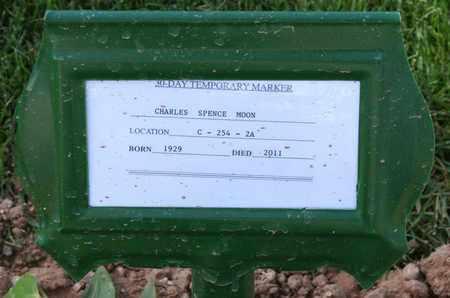 MOON, CHARLES SPENCE - Maricopa County, Arizona | CHARLES SPENCE MOON - Arizona Gravestone Photos