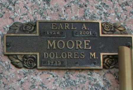 MOORE, DOLORES M. - Maricopa County, Arizona | DOLORES M. MOORE - Arizona Gravestone Photos