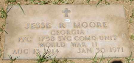 MOORE, JESSE R. - Maricopa County, Arizona   JESSE R. MOORE - Arizona Gravestone Photos