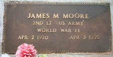 MOORE, JAMES M. - Maricopa County, Arizona | JAMES M. MOORE - Arizona Gravestone Photos