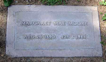 SIMPSON MOORE, MARGARET MAE - Maricopa County, Arizona | MARGARET MAE SIMPSON MOORE - Arizona Gravestone Photos