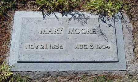 MOORE, MARY - Maricopa County, Arizona | MARY MOORE - Arizona Gravestone Photos