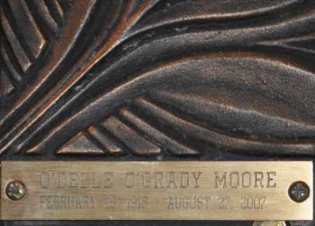 O'GRADY MOORE, O'DELLE - Maricopa County, Arizona | O'DELLE O'GRADY MOORE - Arizona Gravestone Photos