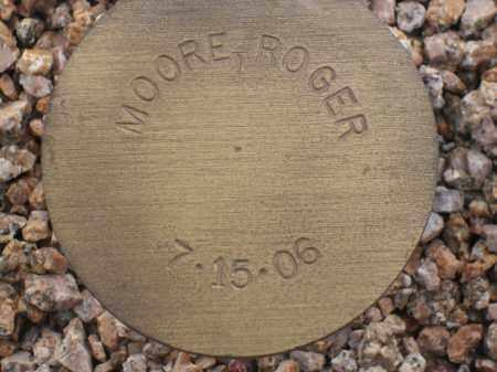 MOORE, ROGER - Maricopa County, Arizona   ROGER MOORE - Arizona Gravestone Photos