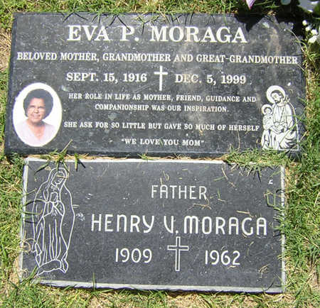 MORAGA, HENRY V. - Maricopa County, Arizona | HENRY V. MORAGA - Arizona Gravestone Photos