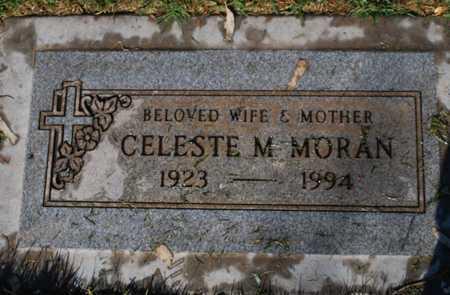 MORAN, CELESTE M. - Maricopa County, Arizona | CELESTE M. MORAN - Arizona Gravestone Photos
