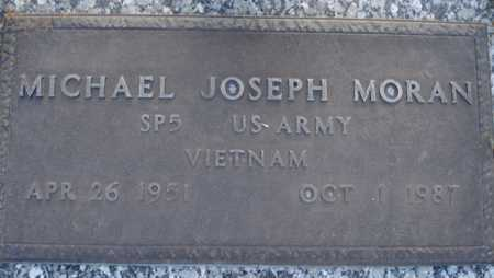 MORAN, MICHAEL JOSEPH - Maricopa County, Arizona | MICHAEL JOSEPH MORAN - Arizona Gravestone Photos