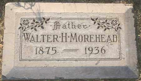 MOREHEAD, WALTER H - Maricopa County, Arizona | WALTER H MOREHEAD - Arizona Gravestone Photos
