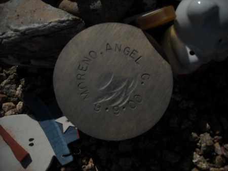 MORENO, ANGEL C - Maricopa County, Arizona | ANGEL C MORENO - Arizona Gravestone Photos