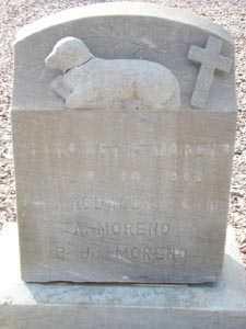 MORENO, FRANCISCA - Maricopa County, Arizona | FRANCISCA MORENO - Arizona Gravestone Photos