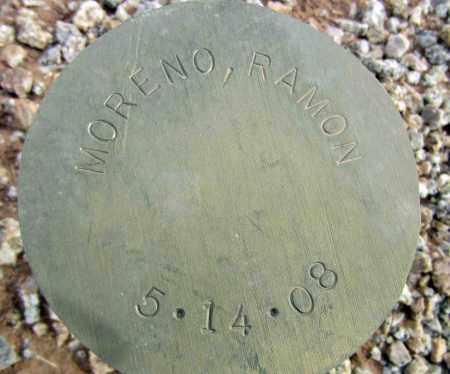 MORENO, RAMON - Maricopa County, Arizona | RAMON MORENO - Arizona Gravestone Photos