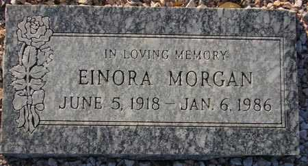MORGAN, EINORA - Maricopa County, Arizona | EINORA MORGAN - Arizona Gravestone Photos