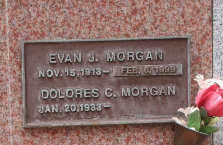 MORGAN, DOLORES C. - Maricopa County, Arizona   DOLORES C. MORGAN - Arizona Gravestone Photos