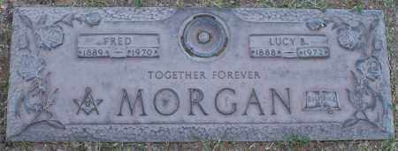 MORGAN, LUCY B - Maricopa County, Arizona | LUCY B MORGAN - Arizona Gravestone Photos