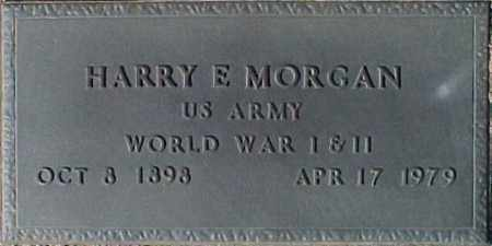 MORGAN, HARRY E. - Maricopa County, Arizona | HARRY E. MORGAN - Arizona Gravestone Photos