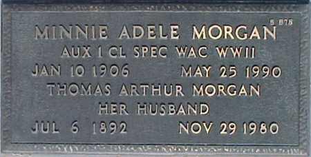 MORGAN, THOMAS ARTHUR - Maricopa County, Arizona | THOMAS ARTHUR MORGAN - Arizona Gravestone Photos