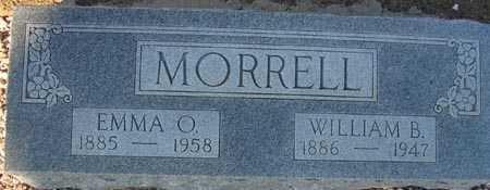 MORRELL, WILLIAM B. - Maricopa County, Arizona | WILLIAM B. MORRELL - Arizona Gravestone Photos