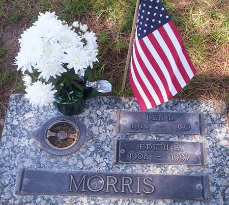MORRIS, BEN L - Maricopa County, Arizona | BEN L MORRIS - Arizona Gravestone Photos