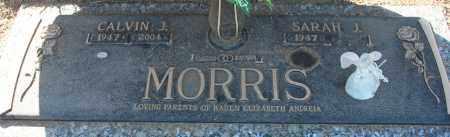 MORRIS, CALVIN J. - Maricopa County, Arizona   CALVIN J. MORRIS - Arizona Gravestone Photos
