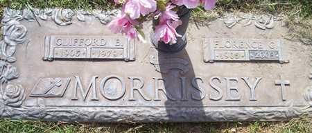 MORRISSEY, FLORENCE G. - Maricopa County, Arizona | FLORENCE G. MORRISSEY - Arizona Gravestone Photos