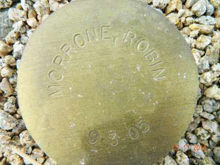 MORRONE, ROBIN - Maricopa County, Arizona | ROBIN MORRONE - Arizona Gravestone Photos