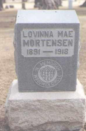MORTENSEN, LOVINNA MAE - Maricopa County, Arizona   LOVINNA MAE MORTENSEN - Arizona Gravestone Photos