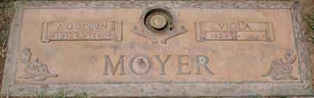 MOYER, VIOLA - Maricopa County, Arizona | VIOLA MOYER - Arizona Gravestone Photos