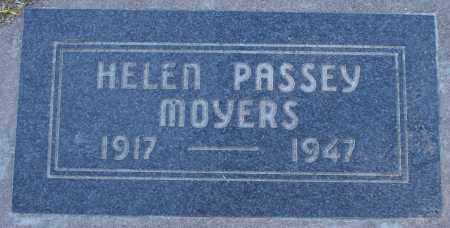 PASSEY MOYERS, HELEN - Maricopa County, Arizona | HELEN PASSEY MOYERS - Arizona Gravestone Photos