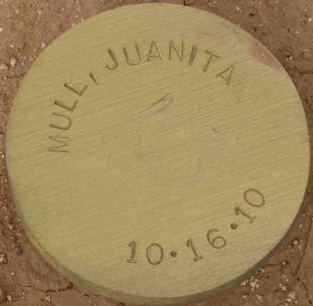 MULL, JUANITA - Maricopa County, Arizona | JUANITA MULL - Arizona Gravestone Photos